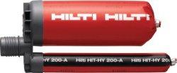 画像1: ヒルティ 接着系注入方式アンカー HIT-HY200ーA(330ml)