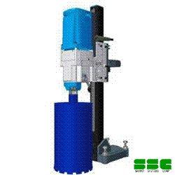 画像1: シブヤ ダイモドリルTS-252 PRO・支柱セット