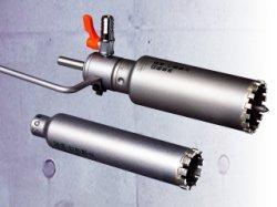 画像1: (湿式)ウェットモンドコアドリルセット(120mm)(PCWD120)