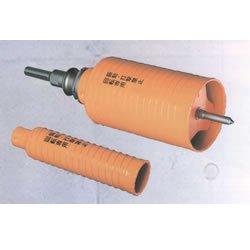 画像1: ミヤナガ 乾式ハイパーダイヤコアドリル カッター(110mm)(PCHPD110C)